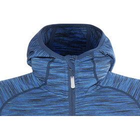 Meru Sitia - Veste Femme - Bleu pétrole